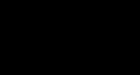 Struktur von Erythritol